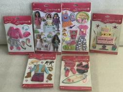 American Girl Stickers Lot