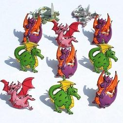 DRAGON  BRADS ** 3  COLOR COMBINATIONS **  EYELET OUTLET  8