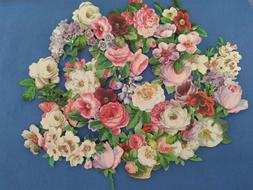 Anna Griffin Favorite Flowers IV Card Making Embellishments
