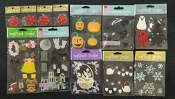 Jolee's Boutique and Sticker embellishments - You choose
