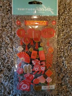 Jolee's Boutique Embellishments Chinese New Year