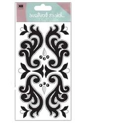 Jolee's Boutique Embellishments Stickers - Beautiful Lace  #