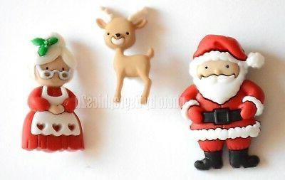 mr and mrs claus dress it up