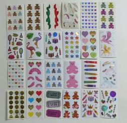 Mrs Grossman HALF STRIPS NEW RELEASE VERY LIMITED Stickers -