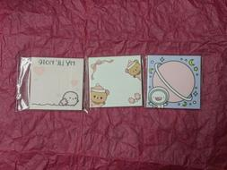 Mochikichi And Other Cute Notepads New