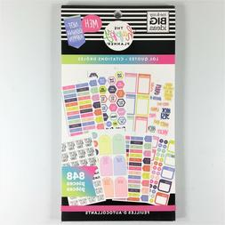 The Happy Planner Lol Quotes Sticker Book Pack Of 848 Me & M